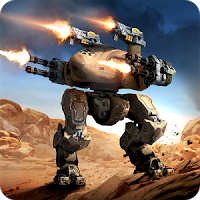 Walking War Robots Mod Apk Terbaru v2.7.0 Full version