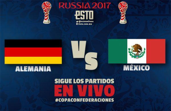 Ver Partido Mexico vs Alemania EN VIVO Gratis Por Internet Hoy 29/06/2017