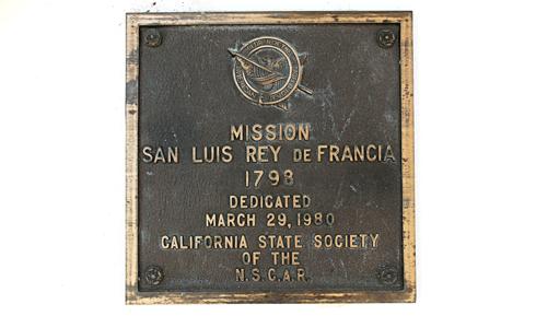 old mission san luis rey oceanside
