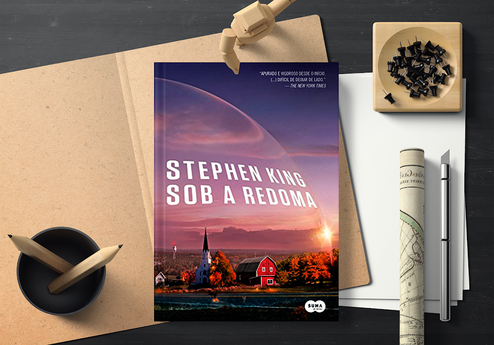 Resenha | Sob A Redoma  - Stephen King