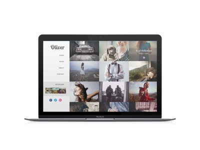 Oliver Blogger Templates Free Download | Oliver photography blogger theme Downalod | Blogger Theme Downalod
