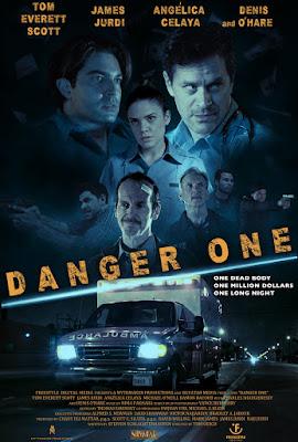 Danger One Poster