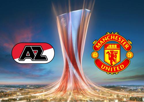 AZ vs Manchester United Full Match & Highlights 3 October 2019
