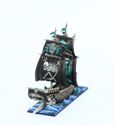 Showcase: Dreadfleet Swordfish