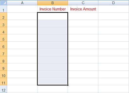 منع التكرار في Excel