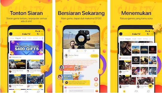 aplikasi live streaming game terbaik - Game menjadi salah satu permainan yang sangat di gemari oleh anak anak dan orang dewasa, industri game di Indonesia sangatlah di gemari dan perkembangan industri game di indonesia sangatlah meningkat dengan adanya perlomban atau pertandingan game yang sering sekali di adakan di berbagai daerah di indonesia membuat gamers semakin di hargai.