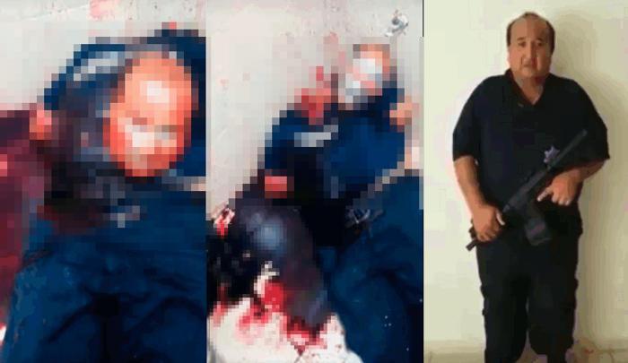 """""""Estoy aquí por detener a integrantes del CJNG"""", Torturan, ejecutan y degüellan a Cmte de la Policía Estatal de Quintana Roo, por chivatear y detener a sicarios de """"El Mencho"""""""