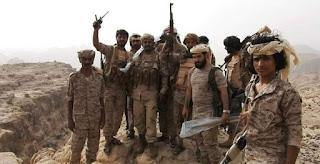 Allahu Akbar! 25 Orang Teroris Syiah Houtsi Tewas dalam Serangan di Al-Bayda