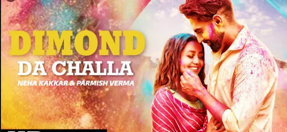 Diamond Da Challa Lyrics | Neha Kakkar | Parmish Verma