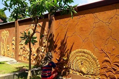 Jasa Tukang Taman Surabaya - Jasa Relief Taman
