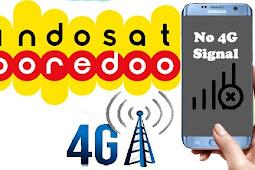 Cara Mengatasi Indosat Tidak Ada Sinyal 4G