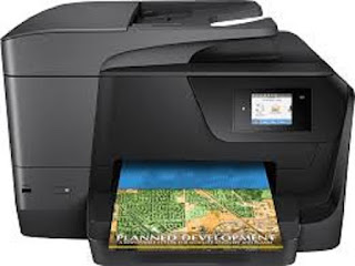 Picture HP OfficeJet Pro 8712 Printer