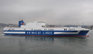 Grimaldi, potenziati collegamenti per la Sicilia Orientale