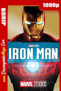 Iron Man (2008) BDRip 1080p Latino-Ingles