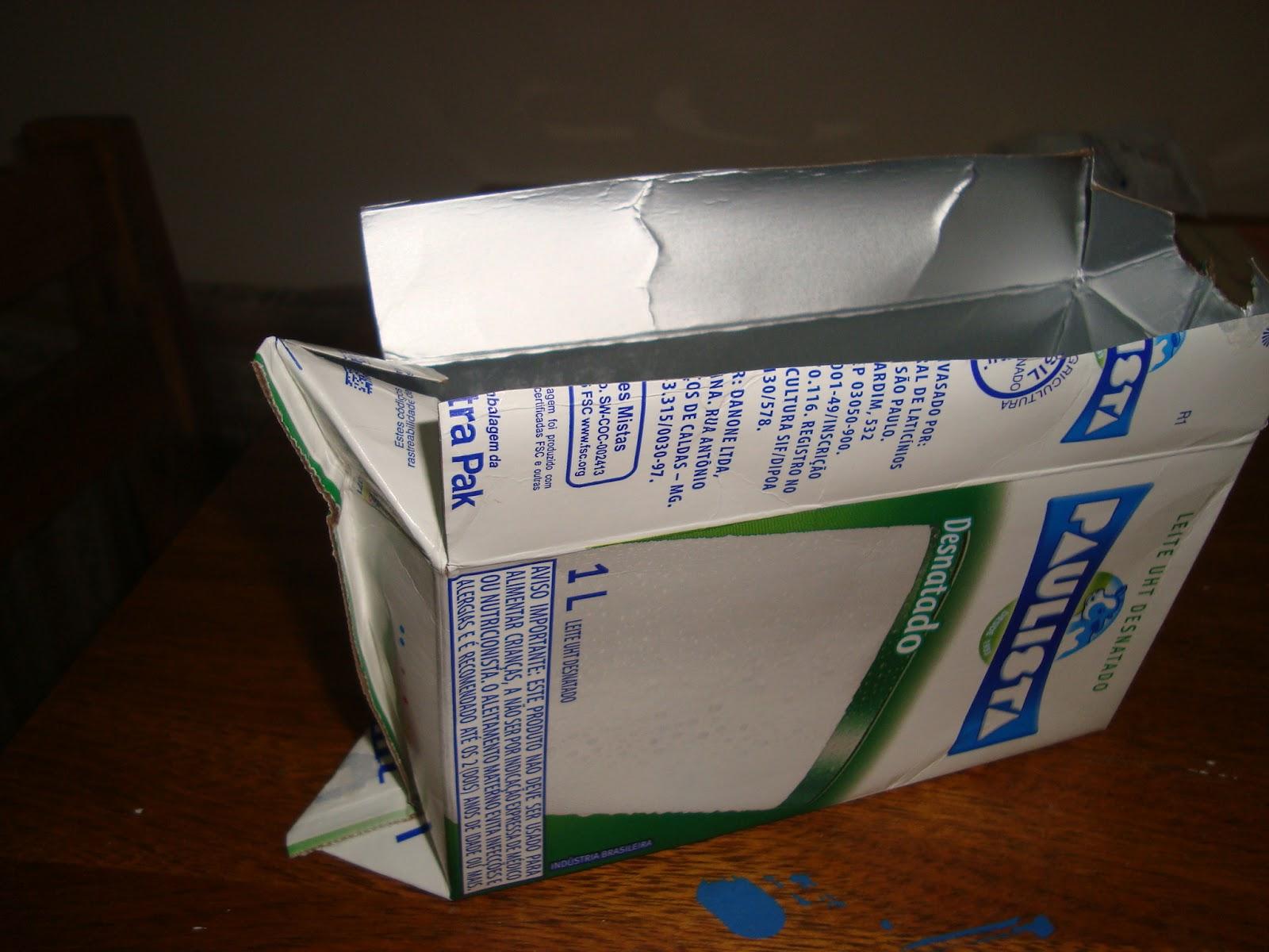 Bolsa De Festa De Caixa De Leite Passo A Passo : Kika villa artes bolsa com caixa de leite