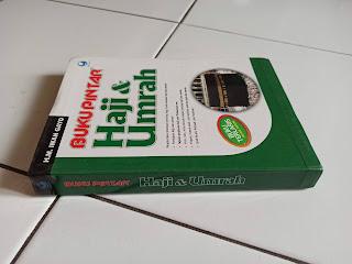 11 Buku Pintar Haji & Umrah Penulis HM. Iwan Gayo
