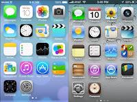Custom ROM iOS7 untuk Samsung Galaxy Y GT-S5360