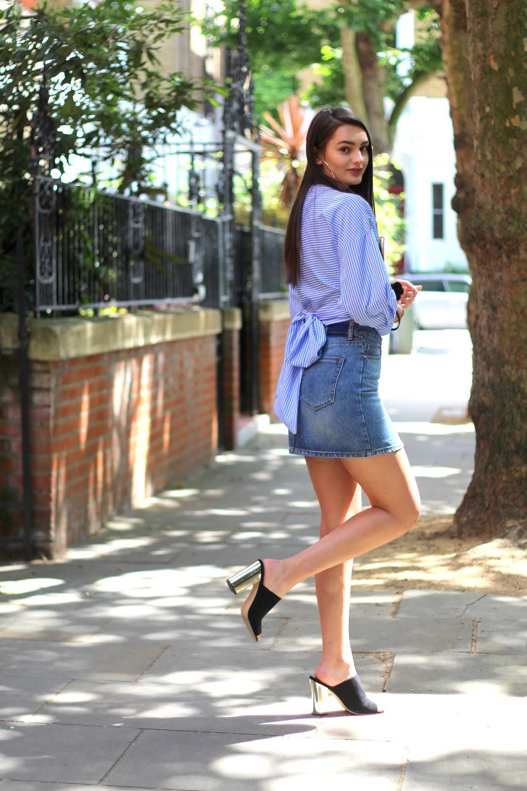peexo london fashion blogger summer style
