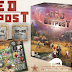 Red Outpost: the 1-4 Player Communist Utopia Board Game Giveaway!