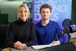 Daniel Radcliffe on BBC Radio 4's Desert Island Discs