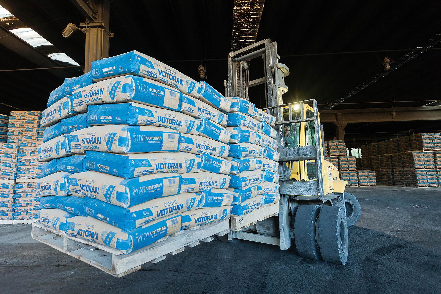 Votorantim inaugura centro de distribuição de cimento e argamassas em Santarém