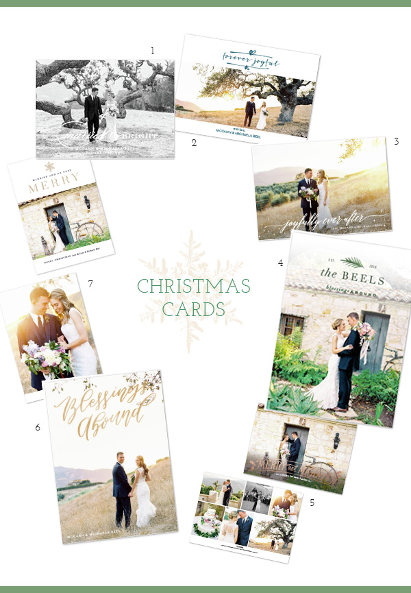 Our Christmas Cards + $200 Minted Giveaway - Michaela Noelle Designs