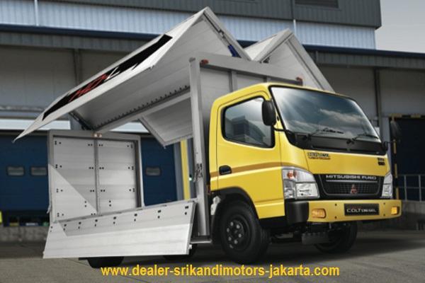 harga truk wing box colt diesel canter 2019, harga wing box colt diesel 2019