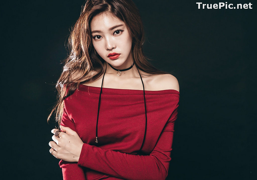 Image Korean Beautiful Model – Park Jung Yoon – Fashion Photography #5 - TruePic.net - Picture-9