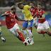 Brasil empata com Suíça e Sérvia lidera grupo E após vitória sobre Costa Rica