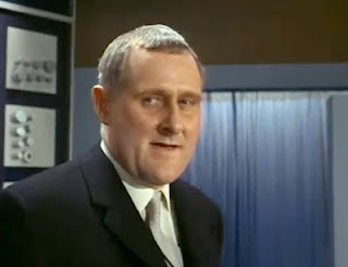 Peter Vaughan in 'The Avengers'