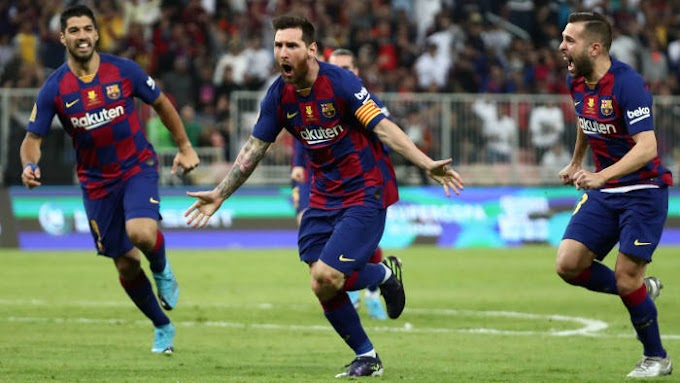 Barcelona generated the more money than any other club in Europe