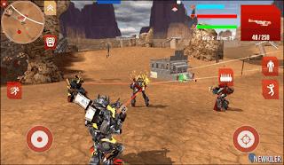 5 Game Battle Royale Offline Terbaik di Android, Mirip dengan PUBG loh