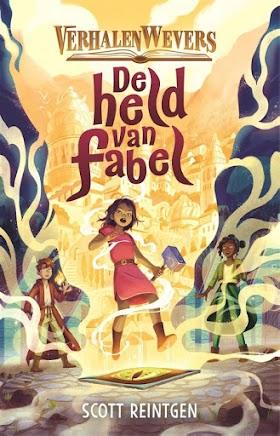 De held van Fabel - Scott Reintgen