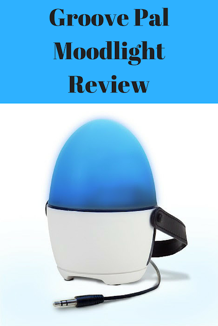 Getyour groove on with the Groove Pal Moodlight!  This speaker and nightlight combo is a hit with tweens and teens.