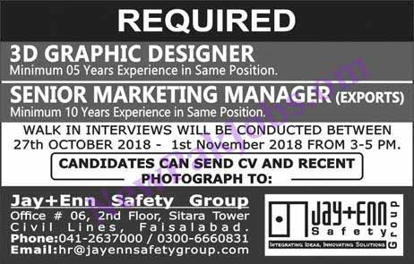 3D Graphic Designer-arketing Manager-jobs-26-oct-2018