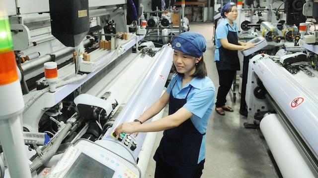 Quản lý sản xuất may công nghiệp