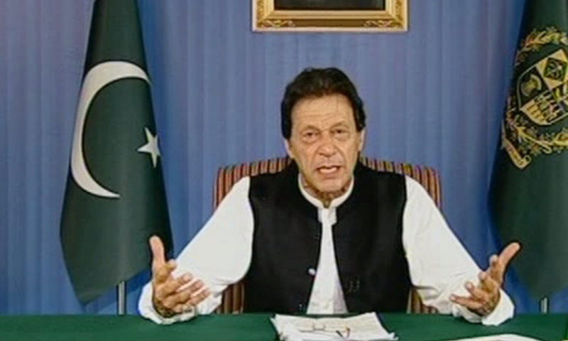 PM Imran Khan says won't give NRO to opposition leaders even at kings' requests