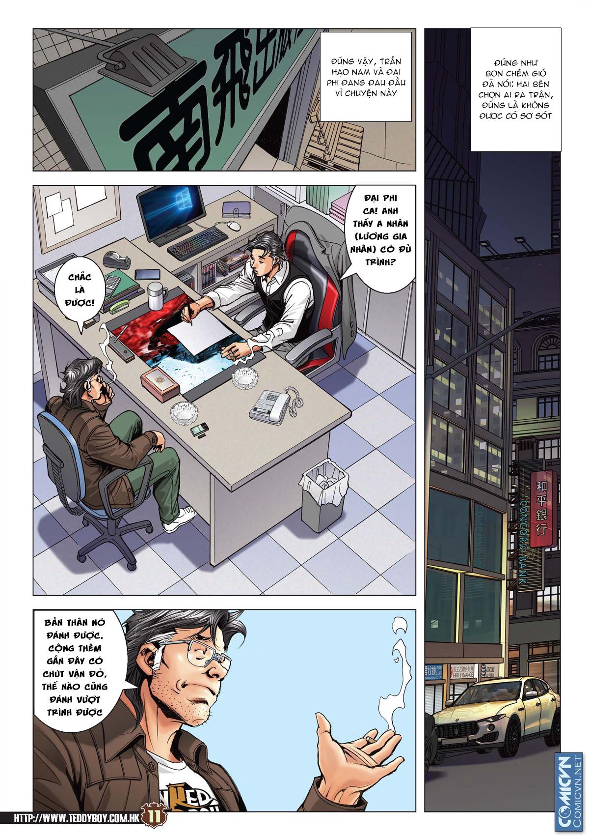 Người Trong Giang Hồ chapter 2113: cự tinh chi chiến trang 9