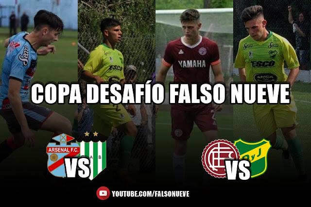 Copa Desafío Falso Nueve