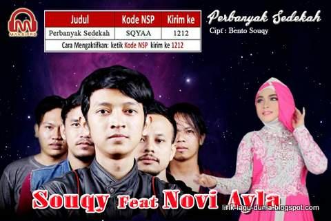Souqy feat Novi Ayla
