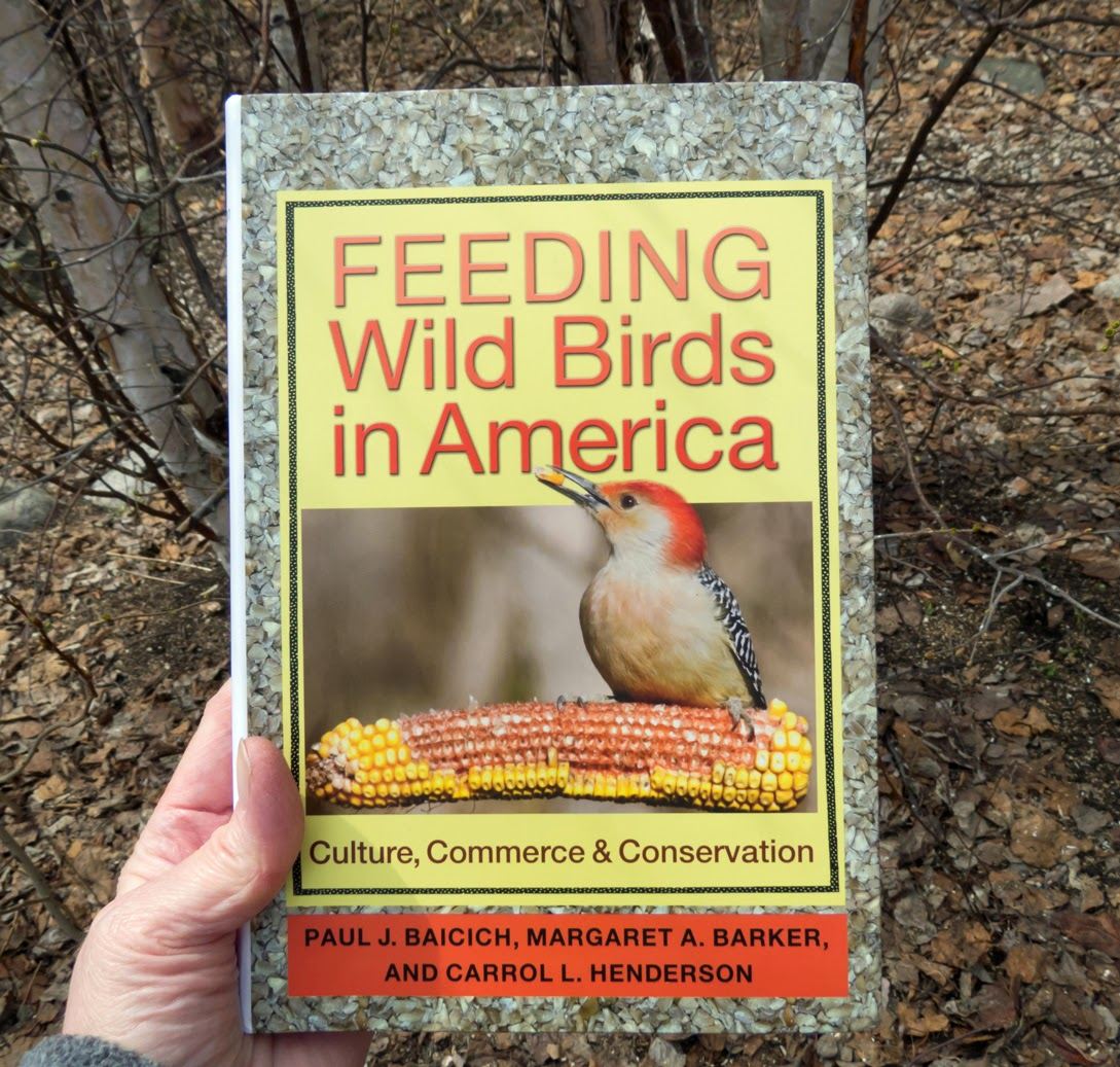 Feeding Wild Birds in America: Culture, Commerce & Conservation (Texas A&M  University Press, 2015) appears to be a multifaceted history of bird feeding  from ...