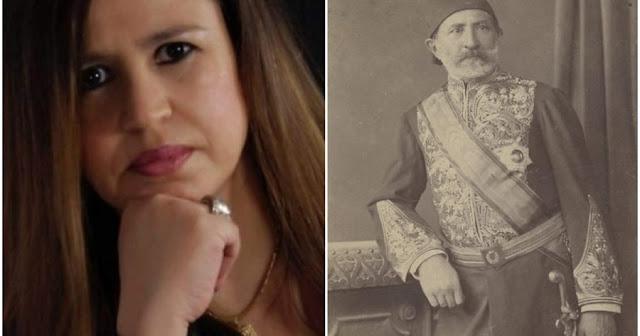 The writer of Albanian origin Ghada Arnaut  running for prime minister of Lebanon