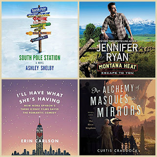 10 Audiobooks for Late August