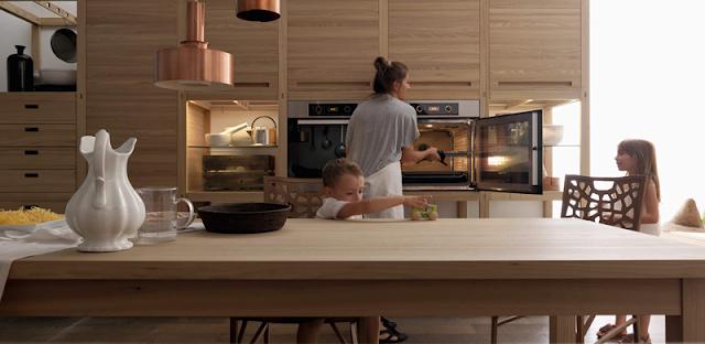 Эргономика совершенной кухни - 5 важных моментов