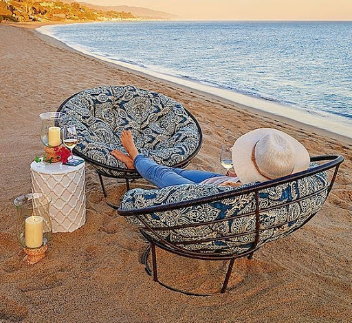 Outdoor Lounge Furniture Nest Chair