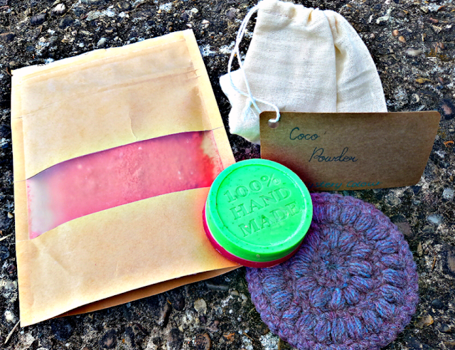 Pepper's Homemade Soaps products