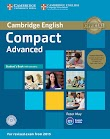 [PDF+CD] Compact Advanced Student's Book, Workbook bản đẹp
