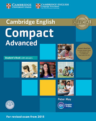 Compact Advanced Student's Book, Workbook with Answers