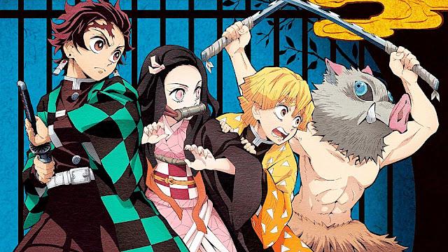 En que manga continua el anime Kimetsu no Yaiba