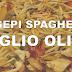 Resepi Spaghetti Aglio e Olio simple dan sedap